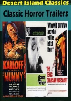 Classic Horror Trailers (DVD)
