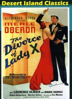 The Divorce Of Lady X (DVD)