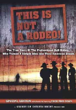 This Is Not a Rodeo (DVD)