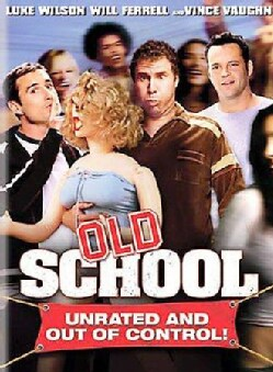 Old School - Unrated (DVD)