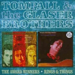 Tompall & The Glaser Brothers - The Award Winners/Rings and Things