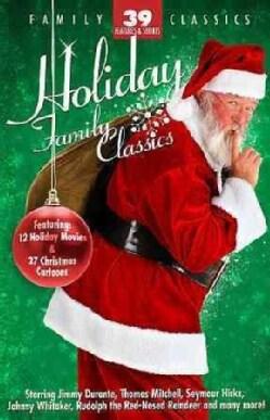 Holiday Family Classics (DVD)