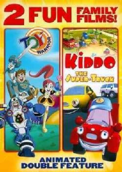 Toy Warrior/Kiddo the Super Truck (DVD)