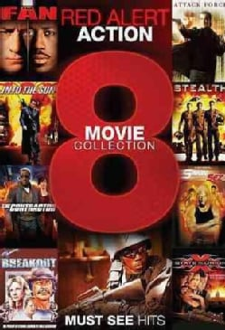 Red Alert Action: 8 Movie Collection (DVD)
