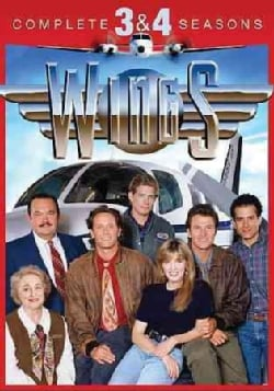 Wings: Seasons 3 & 4 (DVD)