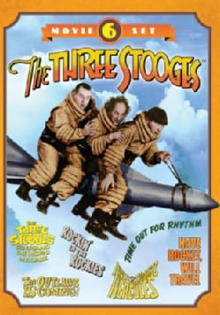 The Three Stooges Collection: 6 Movie Set (DVD)