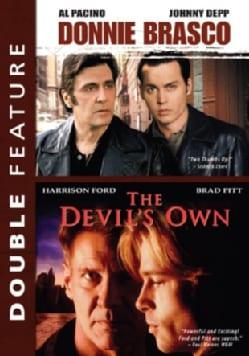 Donnie Brasco/The Devil's Own (DVD)