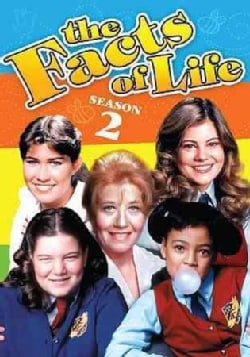 The Facts of Life: Season 2 (DVD)