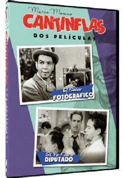 Cantinflas Double Feature: El Senor Fotografo/Si Yo Fuera Diputado (DVD)