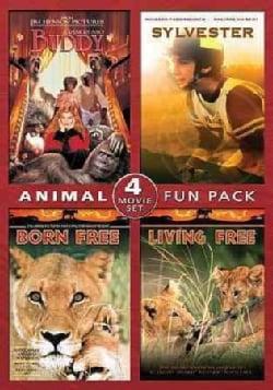 Animal Fun Pack: 4-Movie Set (DVD)