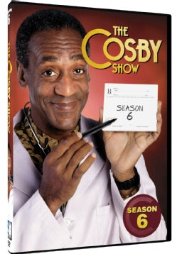 The Cosby Show: Season 6 (DVD)