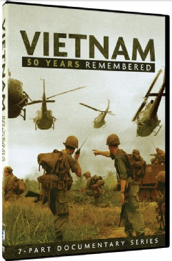 Vietnam: 50 Years Remembered (DVD)