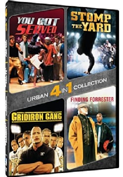 4-in-1 Urban Collection (DVD)