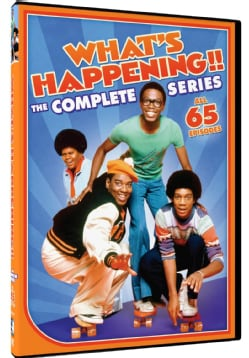 What's Happening: Complete Series (DVD)