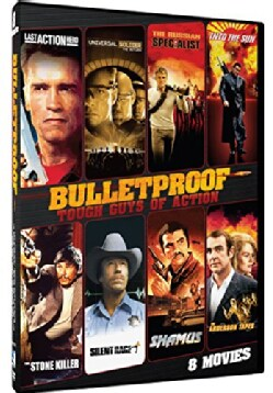 Bulletproof: Tough Guys of Action: 8 Movie Collection (DVD)