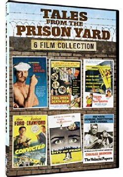 Tales from the Prison Yard: 6 Features (DVD)