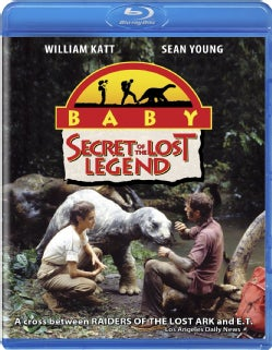 Baby: Secret Of The Lost Legend (Blu-ray Disc)