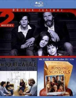 The Squid and the Whale/Running with Scissors (Blu-ray Disc)