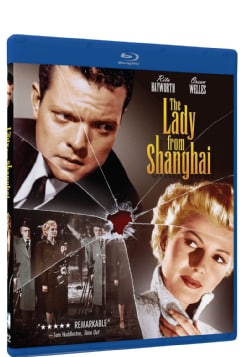 The Lady from Shanghai (Blu-ray Disc)