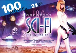 100 GREATEST SCI-FI CLASSICS