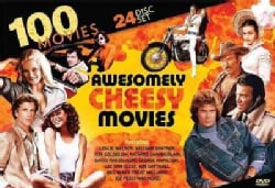 100 Awesomely Cheesy Movies (DVD)
