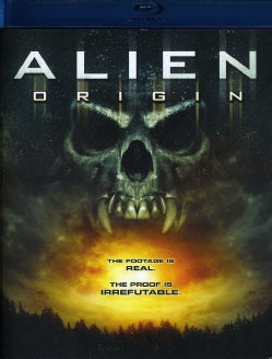 Alien Origin (Blu-ray Disc)