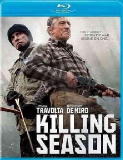 Killing Season (Blu-ray Disc)