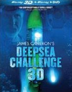 James Cameron's Deepsea Challenge 3D (Blu-ray/DVD)