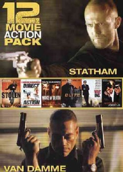 12 Film Action Pack (DVD)
