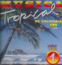 Various - Musica Tropical De Colombia 1