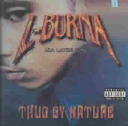 L-Burna - Thug by Nature (Parental Advisory)