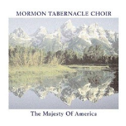 Mormon Tabernacle Choir - Majesty of America