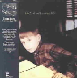 John Zorn - First Recordings 1973