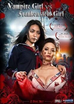 Vampire Girl vs. Frankenstein Girl (DVD)