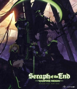 Seraph Of The End: Vampire Reign: Season One Part One (Blu-ray/DVD)