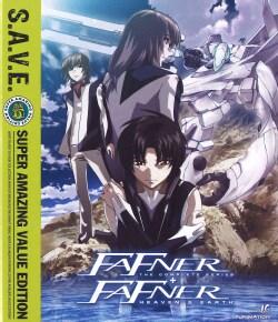 Fafner: Complete Series & Movie (Blu-ray Disc)