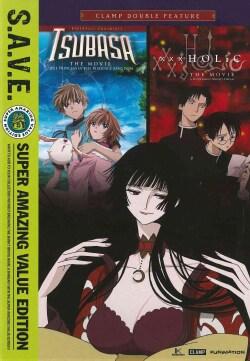 Clamp Double Feature: Tsubasa Chronicle with XxxHolic (DVD)