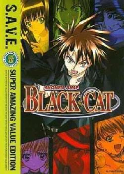 Black Cat: Box Set (S.A.V.E.) (DVD)