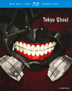 Tokyo Ghoul: The Complete Season (Blu-ray/DVD)