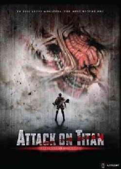 Attack On Titan The Movie: Part 1 (DVD)