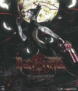 Bayonetta: Bloody Fate (Blu-ray/DVD)