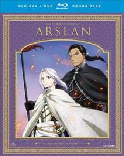 The Heroic Legend Of Arslan: Season One Part One (Blu-ray Disc)