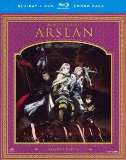 The Heroic Legend Of Arslan: Season One Part Two (Blu-ray Disc)