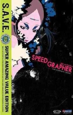 Speed Grapher Box Set (S.A.V.E.) (DVD)