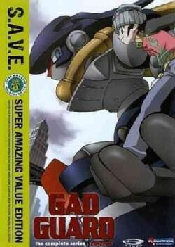 Gad Guard Box Set (S.A.V.E.) (DVD)