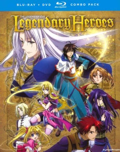 Legend of the Legendary Heroes: Complete Series (Blu-ray/DVD)