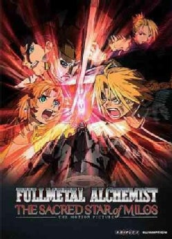 Download fullmetal star alchemist milos subbed the of sacred