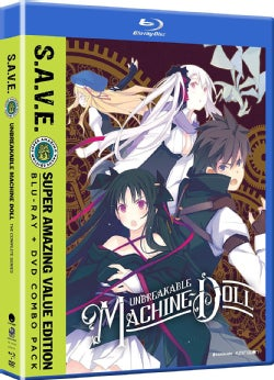 Unbreakable Machine-Doll: The Complete Series (Blu-ray Disc)
