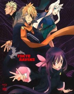 Tokyo Ravens: Season 1: Part 2 (Blu-ray/DVD)