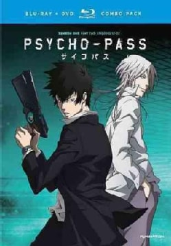 Psycho-Pass: Season 1: Part 2 (Blu-ray Disc)